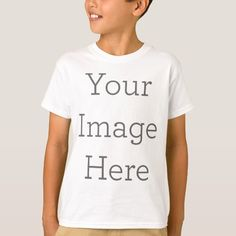 Stylish Outfits, Kids Outfits, Boys T Shirts, T Shirts For Women, Create Your Own, Create Yourself, Basic Shorts, Shirt Template, Custom Clothes