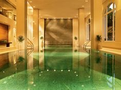 Rocco Forte Villa Kennedy Hotel, Frankfurt, Germany http://www.sletoh.com/a5823/
