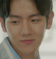 Handsome Korean Actors, Handsome Boys, Kyungsoo, Chanyeol, Baekhyun Moon Lovers, Dramas, Heart Meme, Scarlet Heart, Kim Min Seok