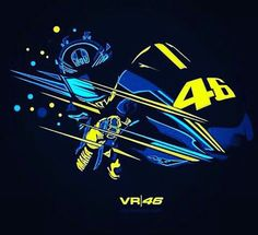 I stand on the Yellow side coz he never stop to Fight  You're not a part of motoGP.. You are MotoGP   by Juampi.-