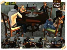 Line Leeloo CHEZ MOI #secondlife #chezmoi #decor #mesh #home #furnitures #romance