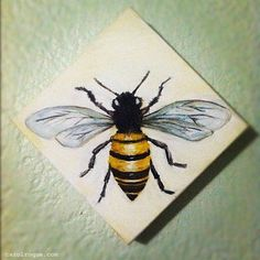 Bee Painting