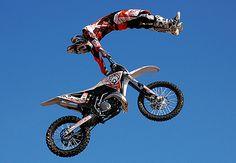 moto cross trickes