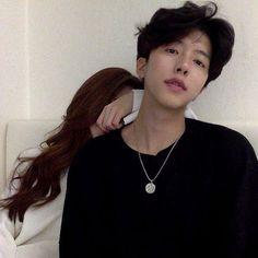 couple, korean, and ulzzang 이미지