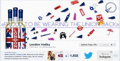London Vodka on Facebook!