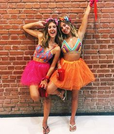 Jewellery For Lady - Halloween Costumes For Girls, Halloween Party, Brazilian Carnival Costumes, Hippie Style, Halloween Kleidung, Carnival Outfits, Festival Looks, Halloween Disfraces, Mode Inspiration