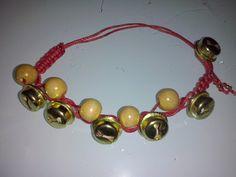 Bells & Woodbeads Macrame Shambala Style by BittersweetTrinkets Fashion Bracelets, Macrame, Etsy Shop, Trending Outfits, Unique Jewelry, Handmade Gifts, Shopping, Vintage, Style