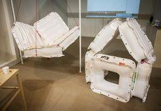 KLIKO Kids Furniture and Toys Blend Fun into Inflatable Furniture Design Ideas