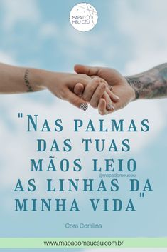 Mais frases de amor no link! #frasesdeamor #frasesamornamorado #frasesamorcasal #frasesapaixonadas Holding Hands, Link, Missing You Quotes, Map Of The Stars, Best Love Lines, Feelings And Emotions, Poems Of Love, Writers
