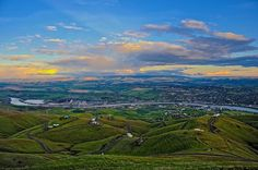 The LC Valley!  Lewiston, Idaho / Clarkston Washington