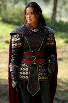 Once Upon a Time: Jamie Chung Ships Captain Swan Just Like the Rest of Us. Jamie Chung Just Teased a Big Relationship Reveal on Once Upon a Time
