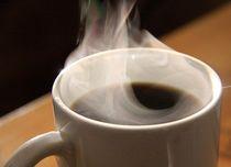Café flameado con ron, brandy y cítricos