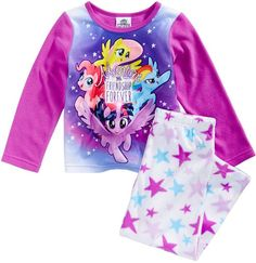 dc0478ff06 My Little Pony 2-Pc. Adventure and Friendship Pajama Set