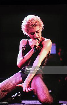 * Madonna * 1988. Ons Sage, St. Paul, Minnesota.