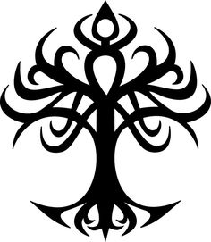 Tree of life tribal. by Odari on deviantART