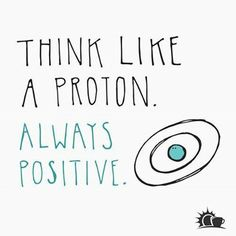 Surrounded by negativity at all times, it never brings it down. via  https://www.facebook.com/IFeakingLoveScience