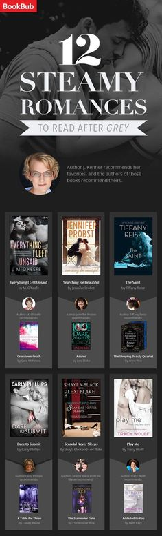 Add these #books to your #romance TBR pile!