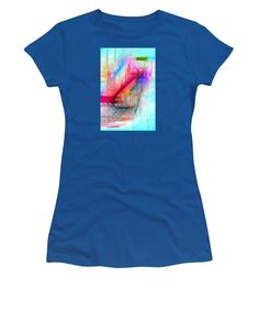 Women's T-Shirt (Junior Cut) - Abstract 9589