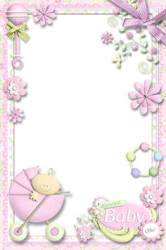 Photo Frame for Baby Girl