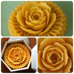 ソープカービング #Soap carving work#craft#石鹸彫刻#Soap flower