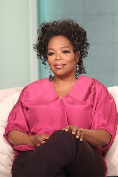 """After 25 years and more than 30,000 guests, Oprah says it was one man's definition of forgiveness on """"The Oprah Winfrey Show"""" that changed her life. That man was a guest who appeared on """"The Oprah Winfrey Show"""" in 1990."""