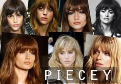If the new year already has you looking for a new hairstyle but you're weary of dramatic change, look no further! Often time a big change can be intimidating, that's why we love the idea of adding fringe to quickly update your look. There are lots of different options available so take a look at …