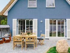 Findling - Rügen: 4 Schlafzimmer, für bis zu 8 Personen. Reetdachhaus Findling auf der Sonneninsel Rügen (2016) für 7 Erw. / 6 Erw.+2 Ki. | FeWo-direkt