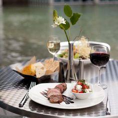 Best Museum Restaurants in the U.S.:Café Modern, Modern Art Museum of Fort Worth; Fort Worth, TX