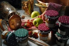 After years of trying her recipes, time to try the real thing? Christine Ferber artisanal jams
