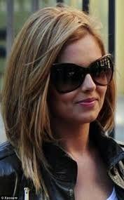 Resultado de imagen para corte asimetrico en cabello largo