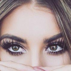 Make eyes *pop*