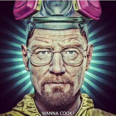Heisenberg I Am The One, My Love, Heisenberg, Say My Name, Breaking Bad, Joker, Portrait, Fictional Characters, Art