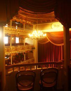 """Teatro Municipal """"João Caetano"""", Niterói. Foto: Paulo Ferry"""