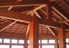 Tipos de vigas de madeira   Fórum da Construção