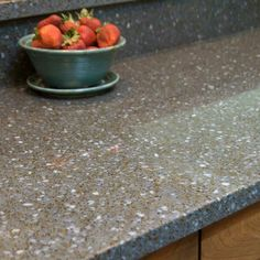 Our Canadian Friends Are Behind The Lovely And Luminous ThinkGlass, An All Glass  Countertop Made In Part Of Recycled Glass. | Pinterest | Squares, U2026
