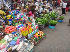 Market, Accra, Ghana #market #accra #ghana #travel #beautifulimages #beautifulimages