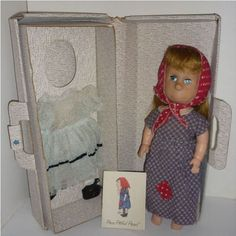1958 - Poor Pitiful Pearl Doll -All Original With Box -Never Played With