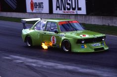 Flamethrower BMW 320 Turbo STT