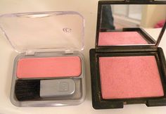 """Cover Girl Cheekers Blush """"Rose Silk"""" - NARS Orgasm Dupe."""