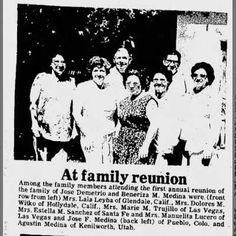 Medina Reunion in Las Vegas 1977- Part 1