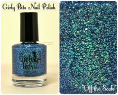 """The Happy Sloths: """"Off the Scale"""" from Girly Bits: Review and Swatches"""