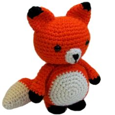 Grab this Super Cute FREE Fox Amigurumi Crochet Pattern. Browse more Fox Patterns or other Animals, and many other Genres • wixxl.com