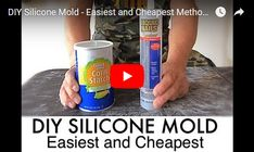 Silicone Mold Making, the right way!