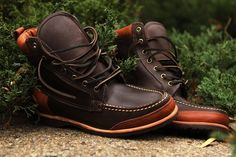 Sebago Bergen Boot by Ronnie Fieg