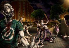 Zombies Attack! (Cristian Melián) « Versionarios