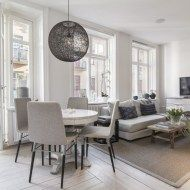 Small yet Stylish Flat in the Heart of Stockholm 08