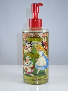 DHC x Alice in Wonderland Cleansing Oil