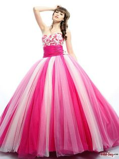 2013 Printed Sequined Colorful Quinceanera Dresses