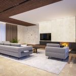 Interior design of this residence reflects the fusion of creamy tones and elements of glamour and exclusivity of the Arab world. Pamplona, Interiores Design, Villa, Glamour, Living Room, Furniture, Modern Living, Designer, Home Decor