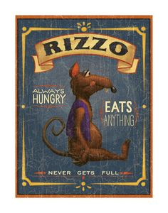 So funny! Love these posters www.allposters.ca
